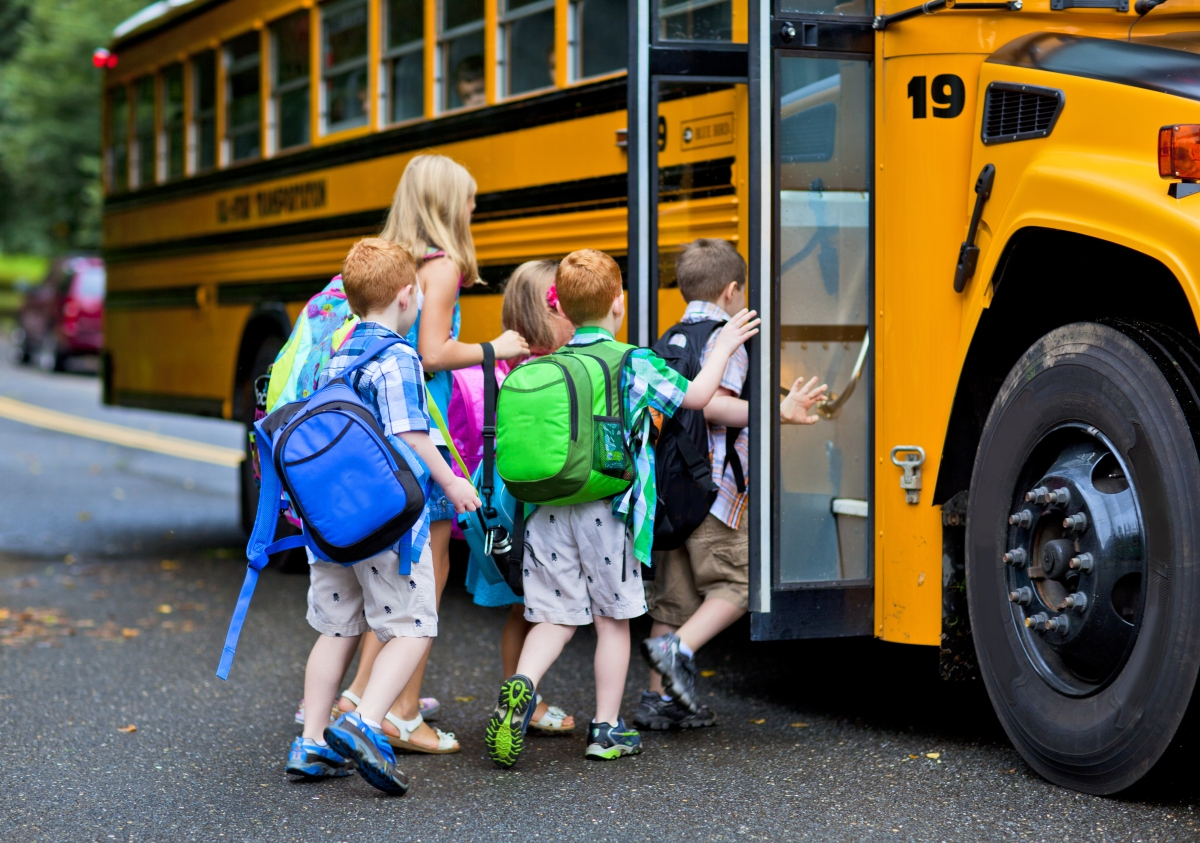 Off to school – Ready toLearn