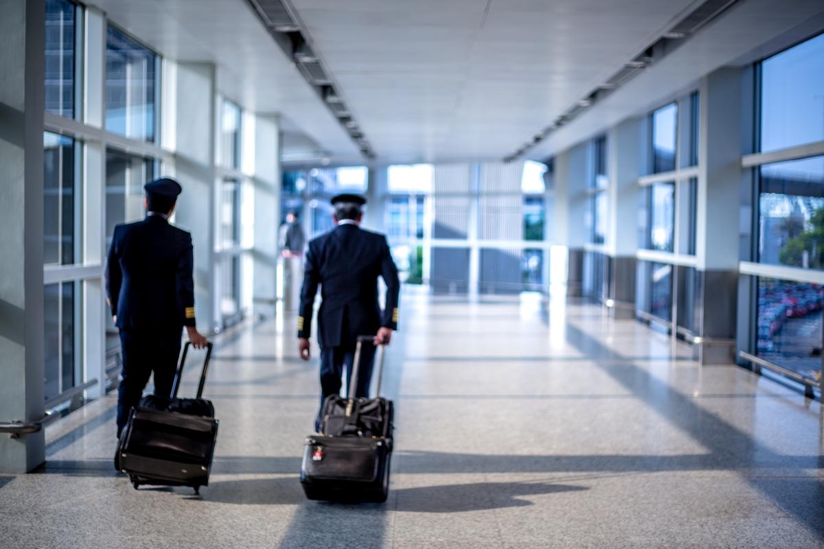 Custody: Airline Pilot PossessionSchedule