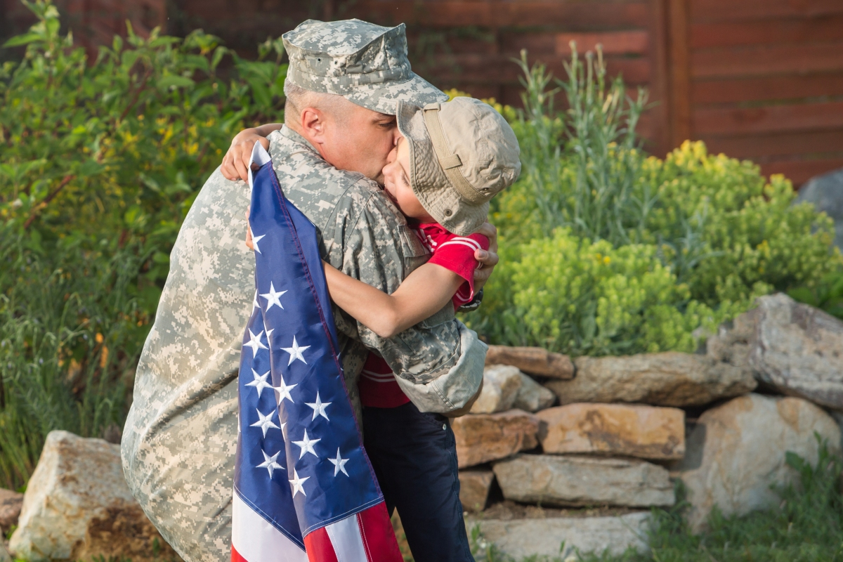 Divorce and Custody: Five Military Family Law Quick Hits for Veteran's Day